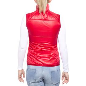66° North Vatnajökull Primaloft Vest Women red
